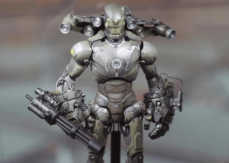 The Iron Man Suit