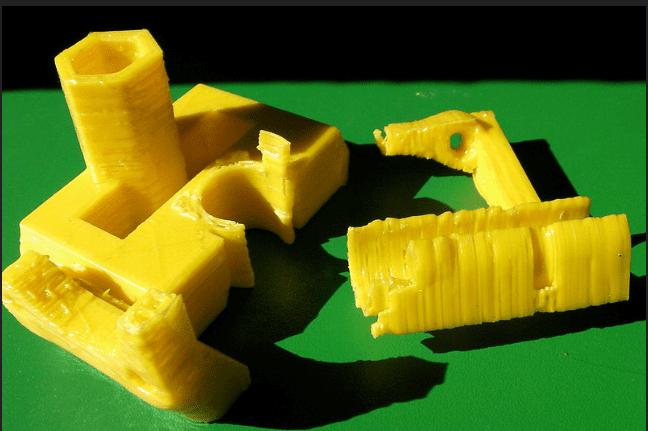 Hot PLA printing