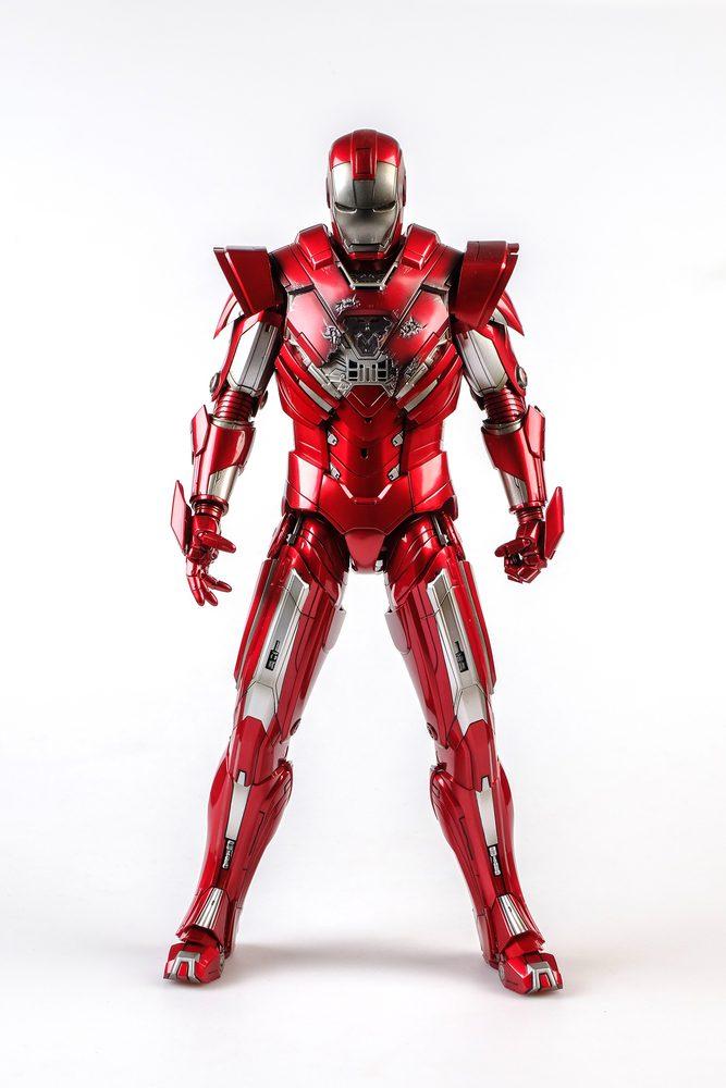 Mark-XXXIII The Iron Man Suit