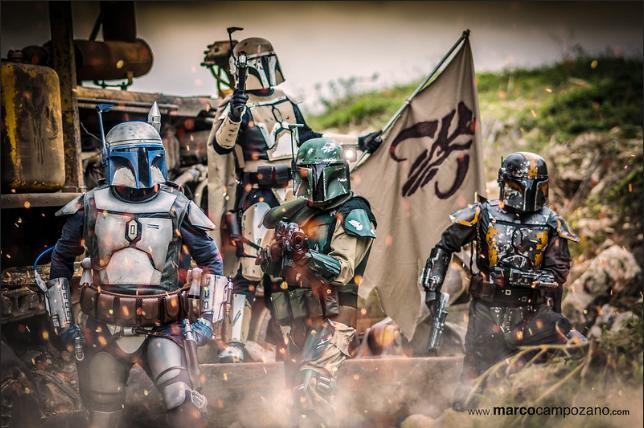 Mandalorian armor