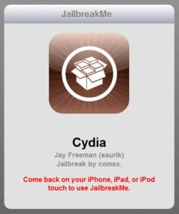 Cydia for Jailbreaking