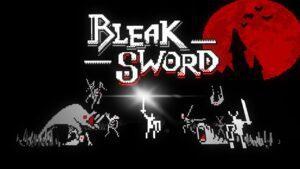 Bleak sword, an Apple arcade game