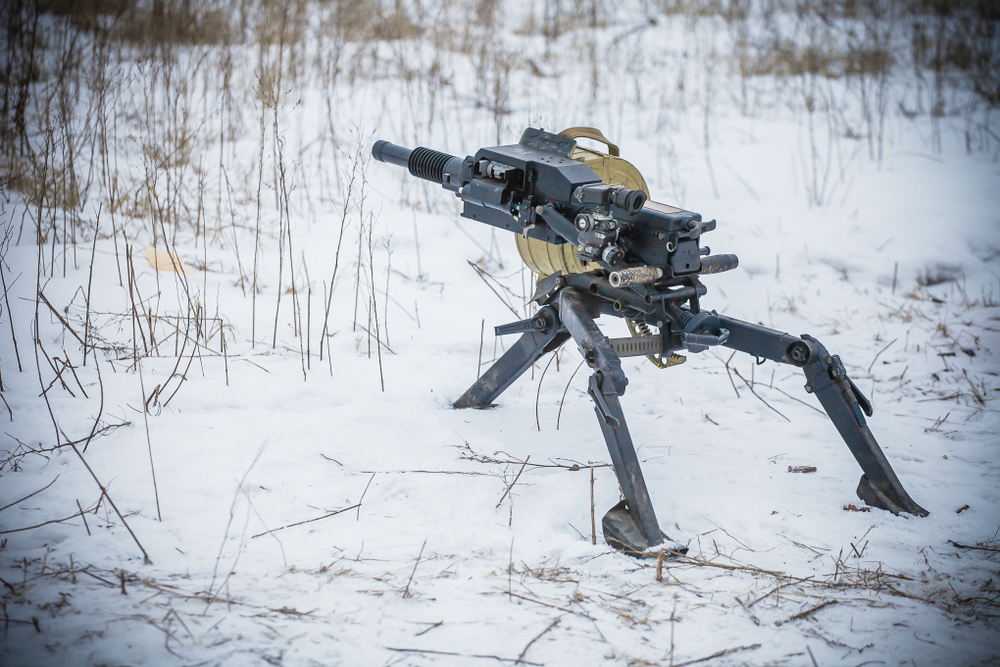 Handheld railgun