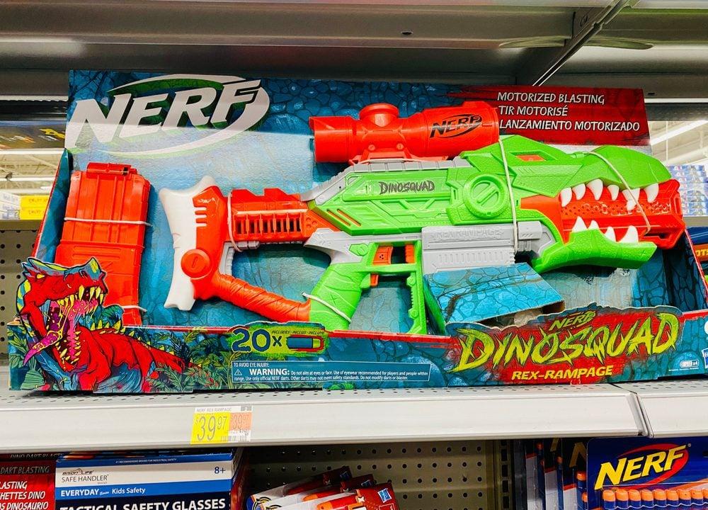 Nerf Shotguns