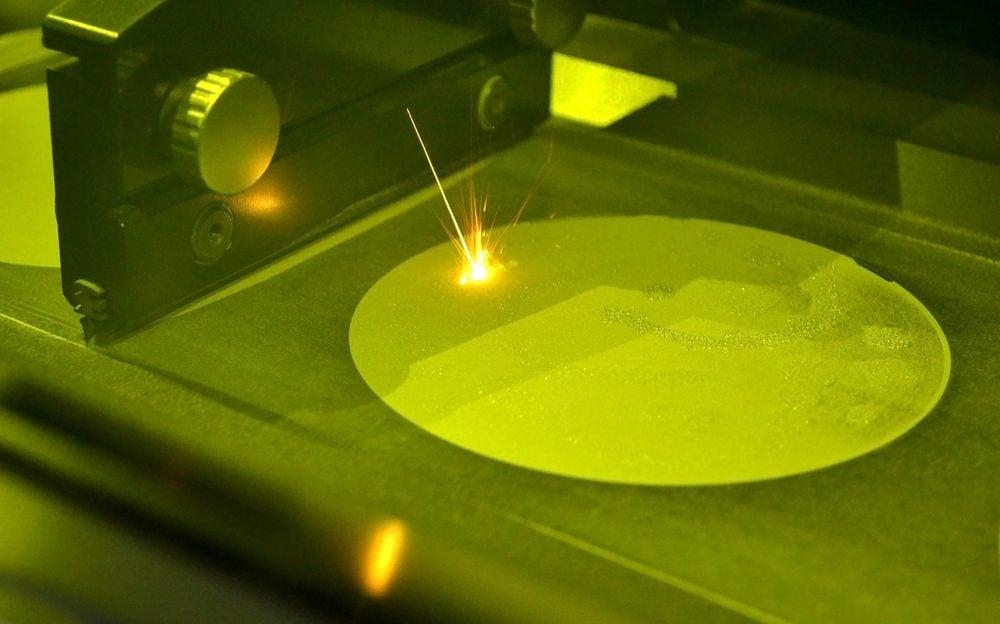 Metal Laser Sintering